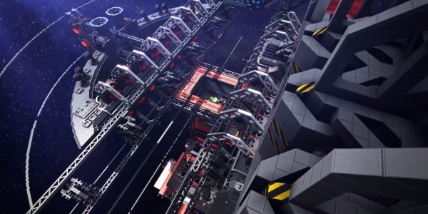 StarMade Trailer Screen-capture
